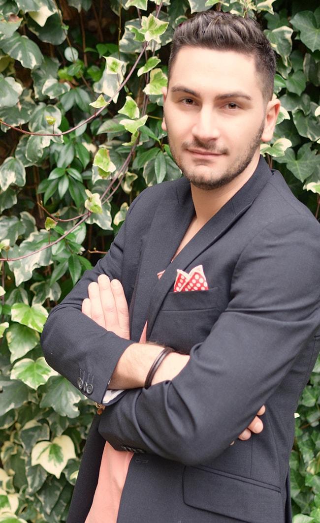 Un outfit tutto italiano