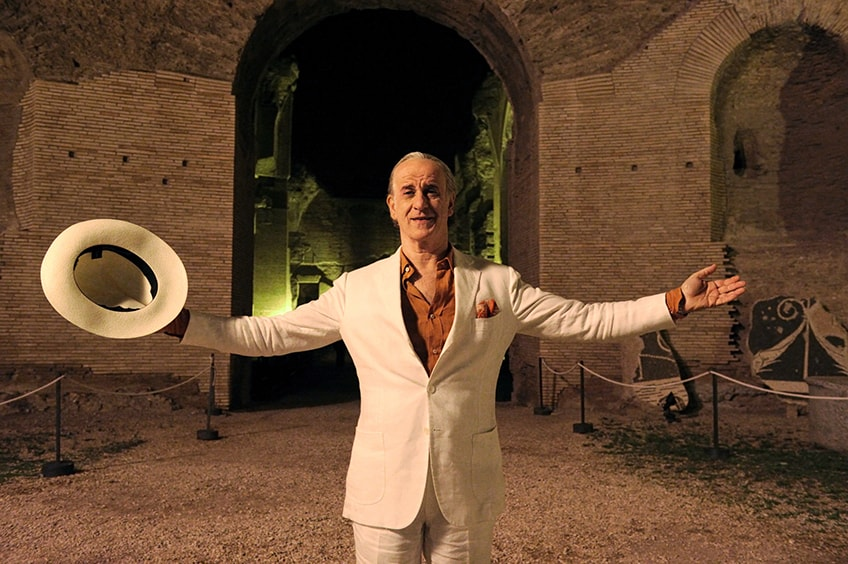 La Grande Bellezza e Cesare Attolini: sartoria italiana da Oscar!