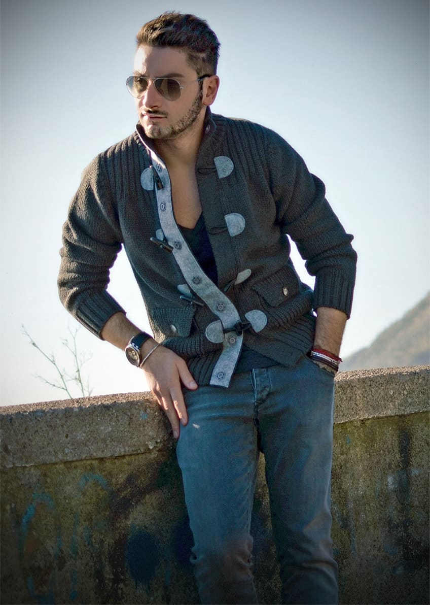 Moda uomo casual - Outfit maschile