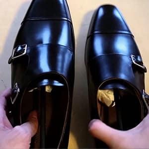 Monk Strap, le scarpe english style per l'uomo moderno