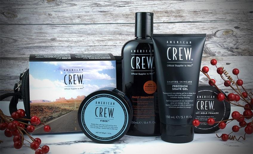 Prodotti per capelli e bellezza uomo American Crew
