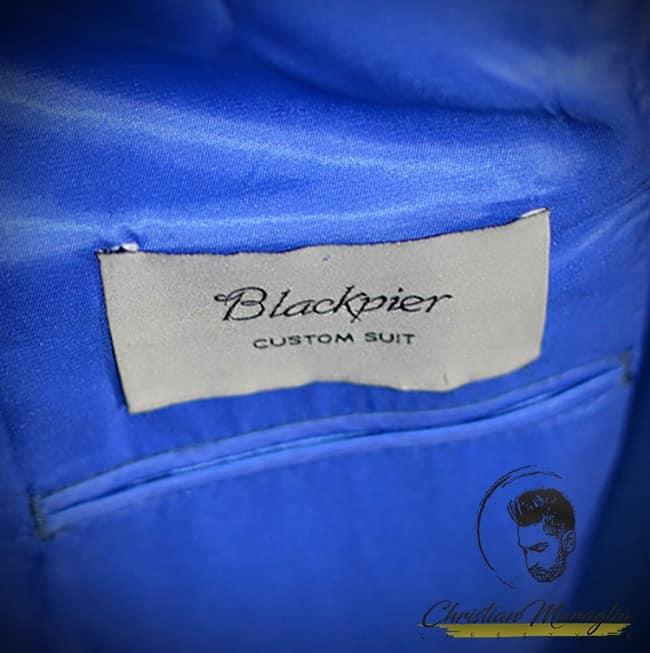 La mia giacca personalizzata da Blackpier
