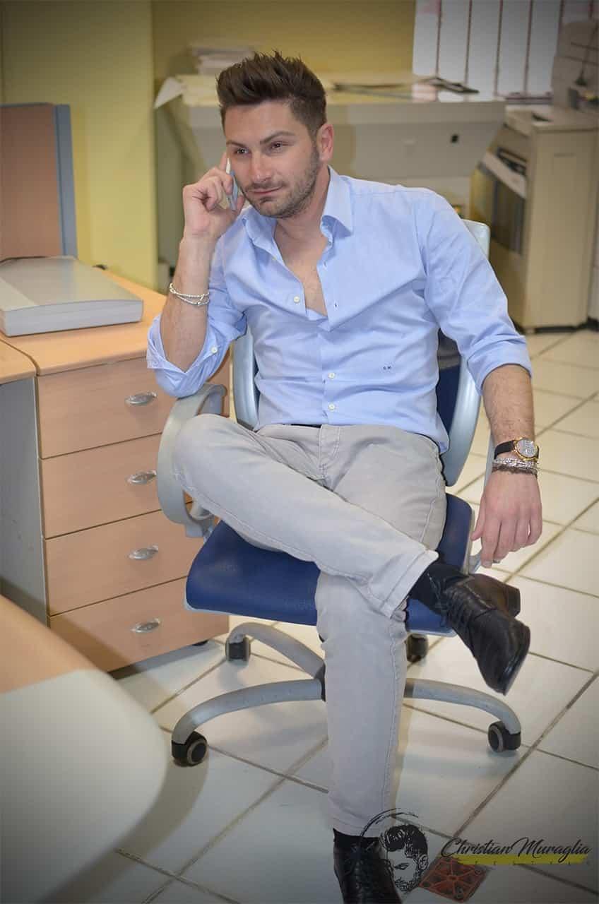 Come vestirsi in ufficio - Outfit uomo per il lavoro quotidiano