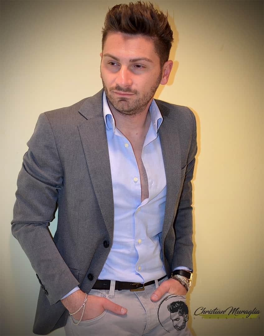 Come vestirsi in ufficio - Camicia e giacca