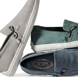Scarpe da barca, ecco le boat shoes uomo Tod's Envelope