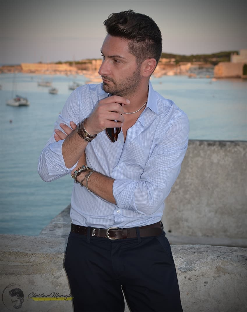 Weekend ad Otranto - Outfit