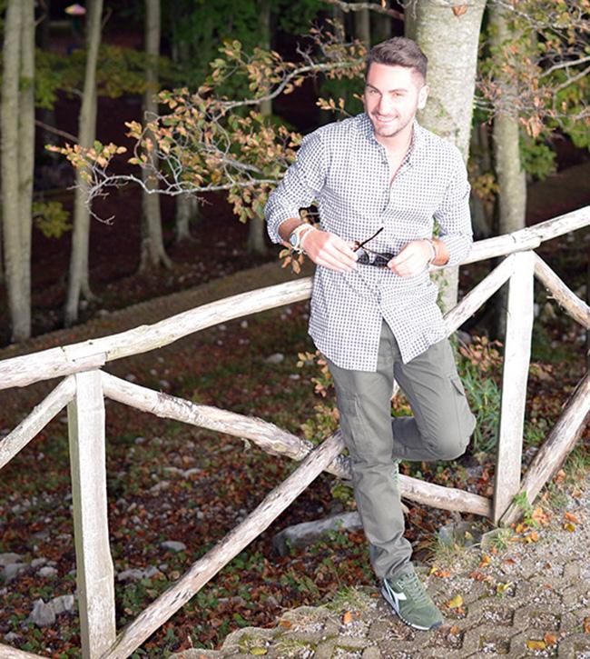 Outfit Uomo | Una giornata in montagna