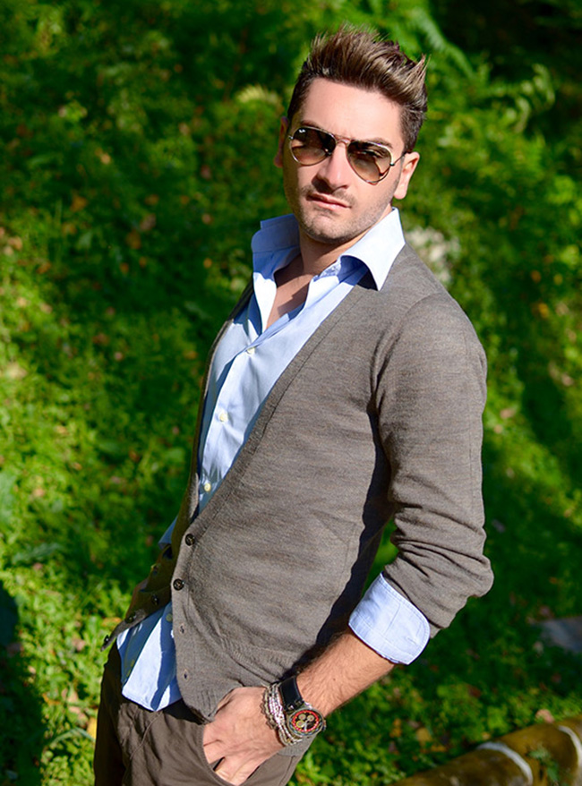 Una domenica al Parco del Grassano | Outfit