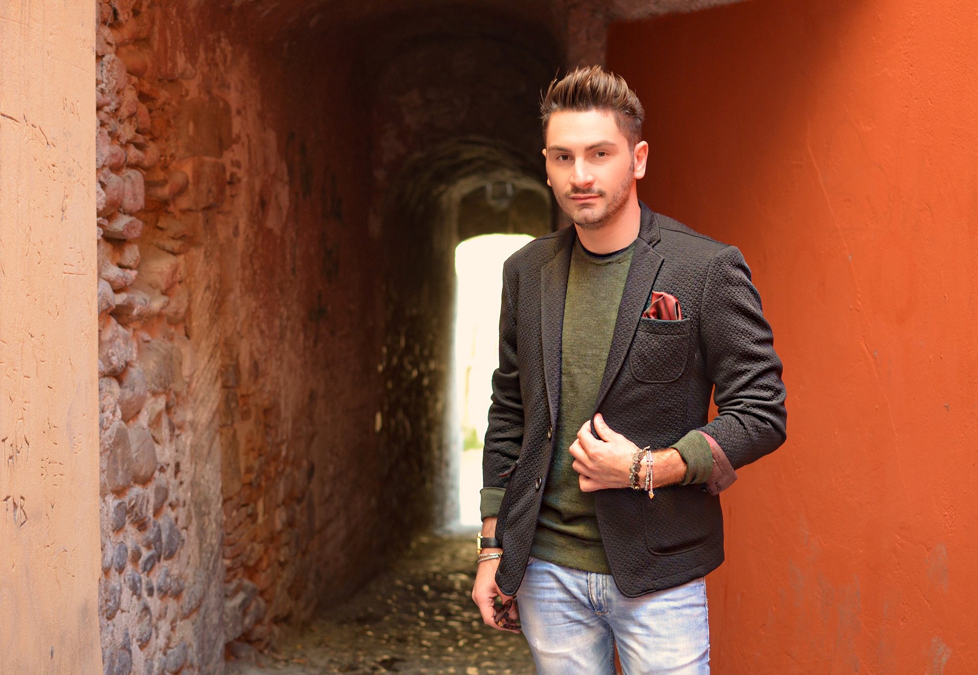 Hortus Conclusus di Benevento | Foto Outfit