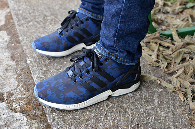 Scarpe Adidas ZX Flux Italia Independent