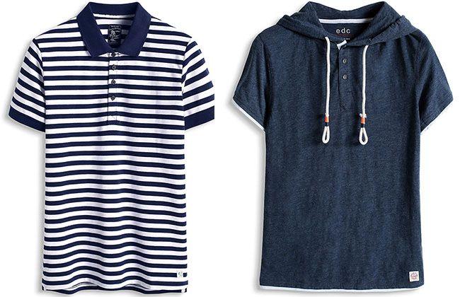 Polo e t-shirt Esprit uomo