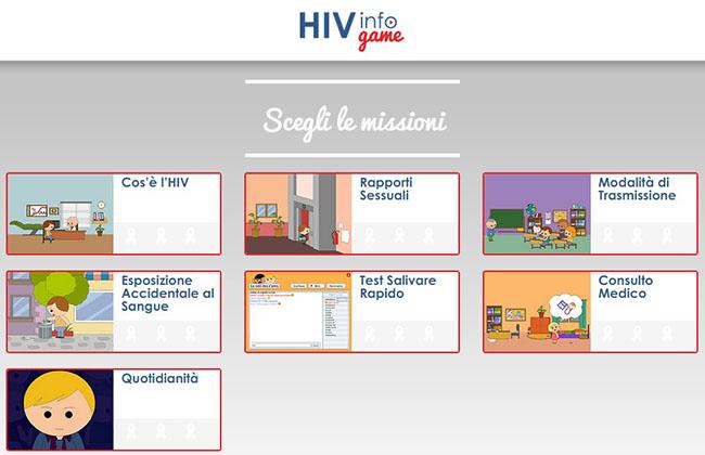 HIV Infogame