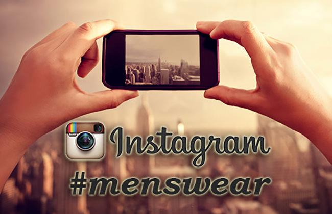 Instagram Moda Uomo - #Menswear