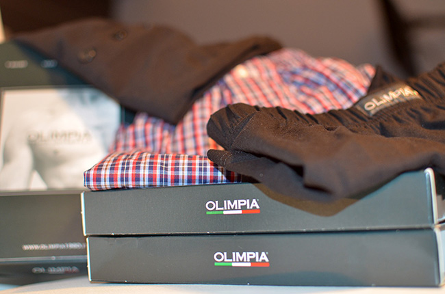 Intimo uomo Olimpia - Italian Underwear