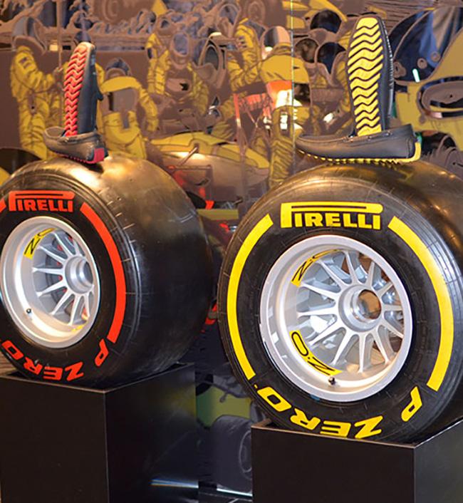 Pirelli PZero Primavera Estate 2015