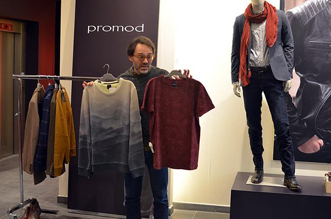Promod uomo t-shirt