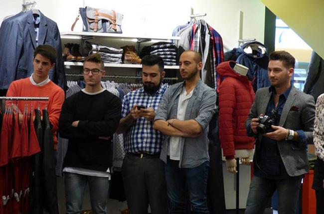 Nello store Promod di Milano - Corso Buenos Aires