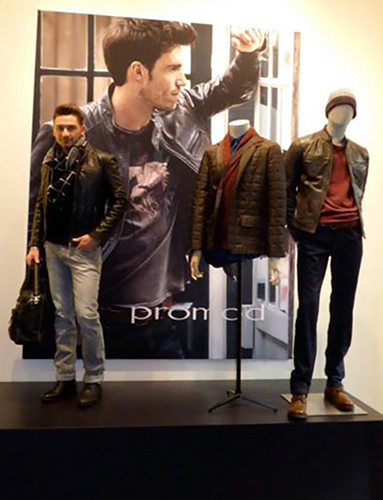 Total look Promod uomo