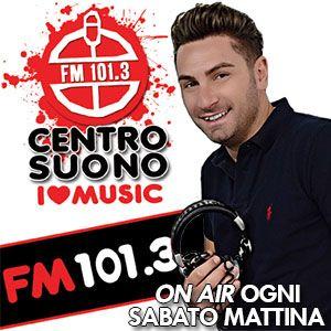 Christian Muraglia su Radio CentroSuono