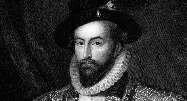Look Barba - Sir Walter Raleigh