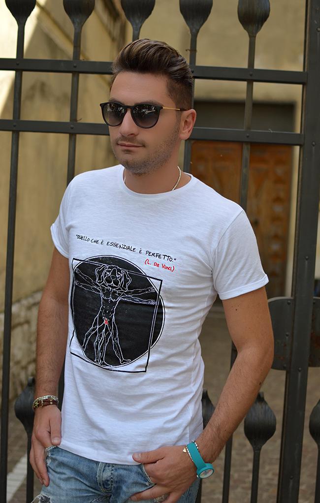 Gaspy! T-shirt con frasi celebri