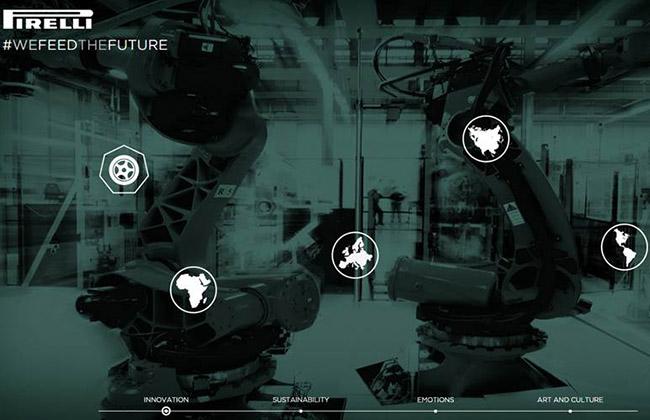 #WeFeedtheFuture | L'innovazione in EXPO raccontata da Pirelli