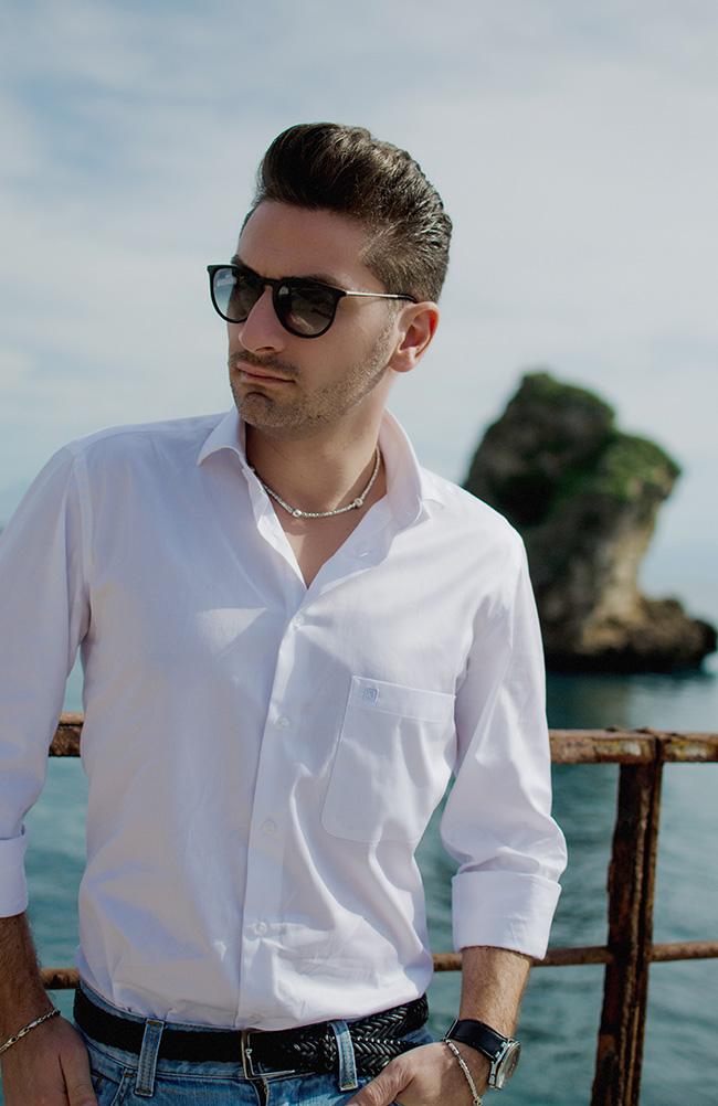 Camicia bianca BiancoCamicia