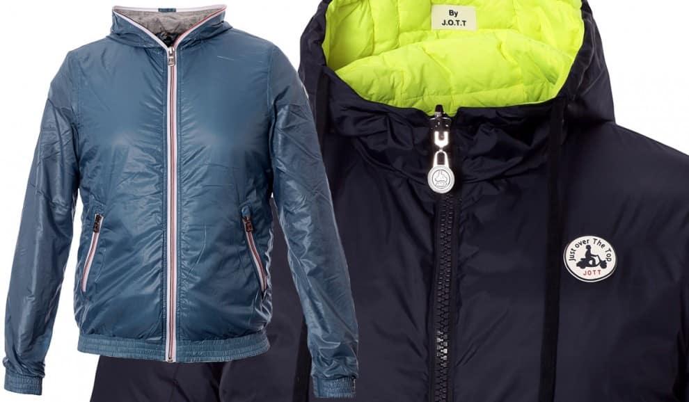 Il piumino extra-leggero è stato un trend di massa degli ultimi anni. Al Pitti Uomo il brand francese J.O.T.T. - Just Over The Top propone la nuova collezione, con una palette colori praticamente infinita. C'è solo l'imbarazzo della scelta...