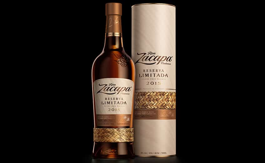 Rum Zacapa Reserva Limitada 2015