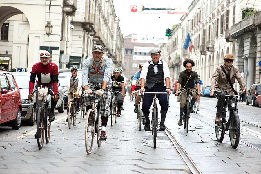 Tweed Ride Harridge Run
