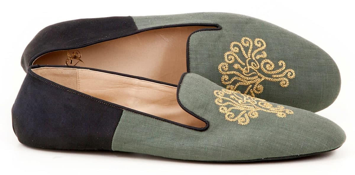 Lounge Slippers di Adoro Te