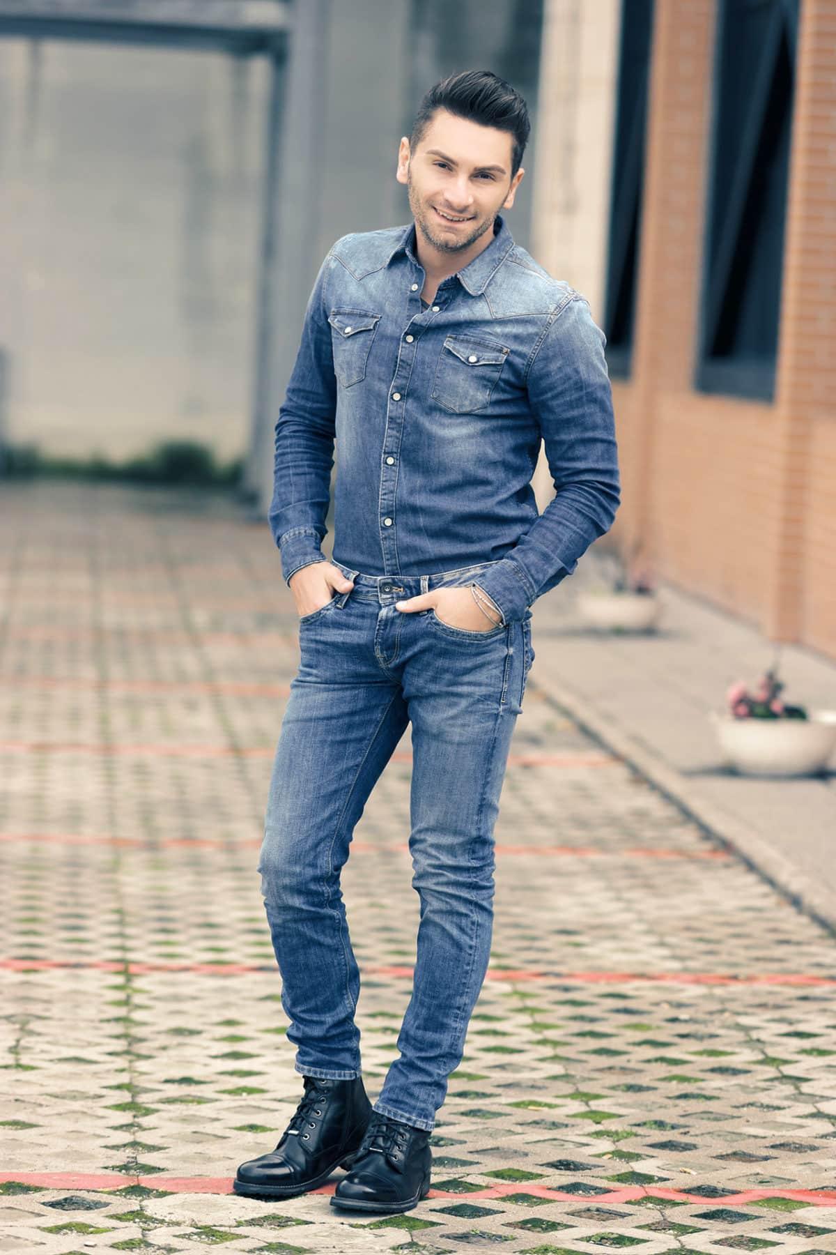 984e3a5511 Denim Fashion Week by Pepe Jeans London