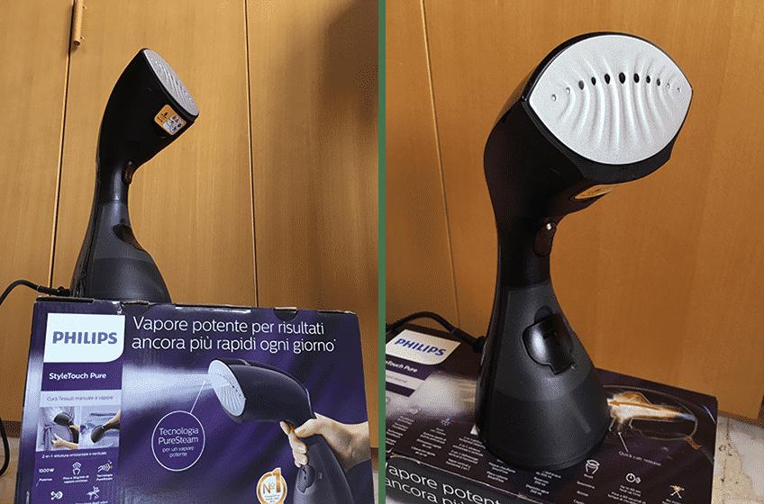 Il ferro da stiro verticale Philips Styletouch Pure