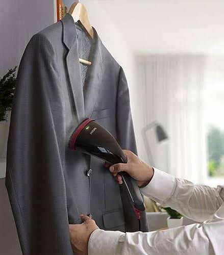 Philips Styletouch Pure rinfresca l'abito prima dell'utilizzo