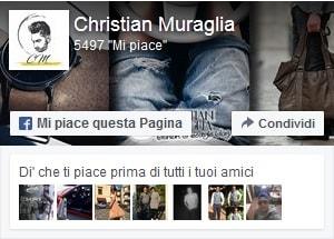 Facebook page Christian Muraglia