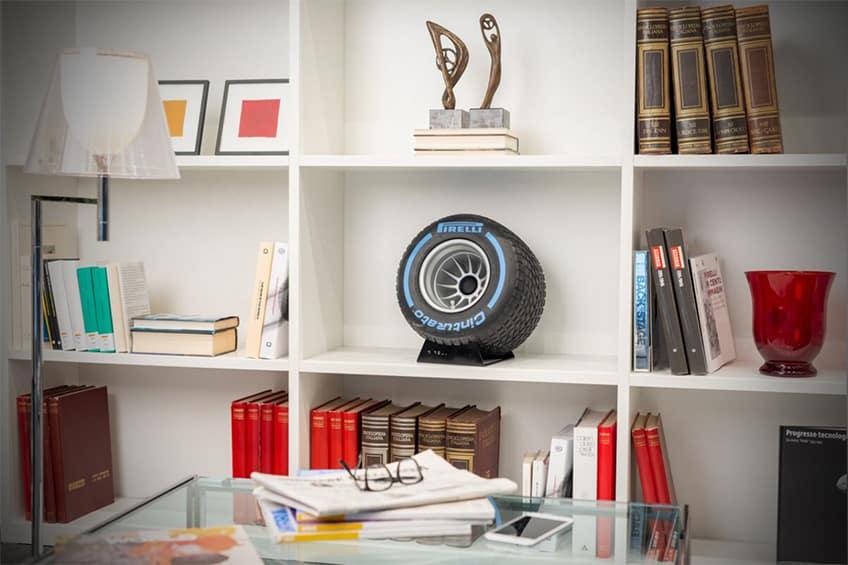 Pirelli P Zero sound speaker