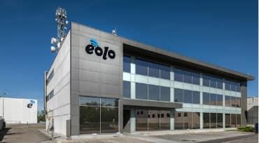 La sede di EOLO