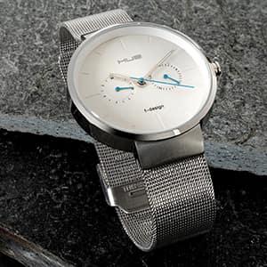 Moderni, minimal, fortemente metropolitani: ecco gli orologi HUB