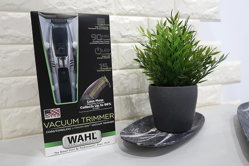 Il regolabarba Wahl Vacuum Trimmer